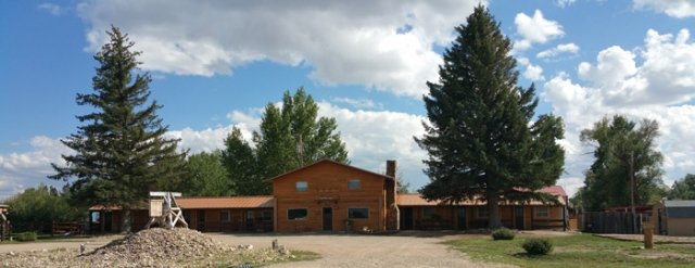 CopperLine Lodge